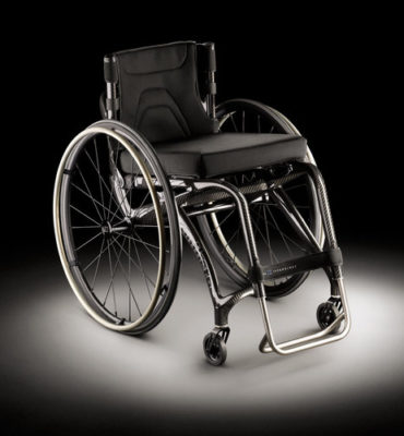 World's lightest wheelchair arrives in Australia.