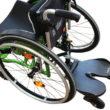 Universal wheelchair buggy board