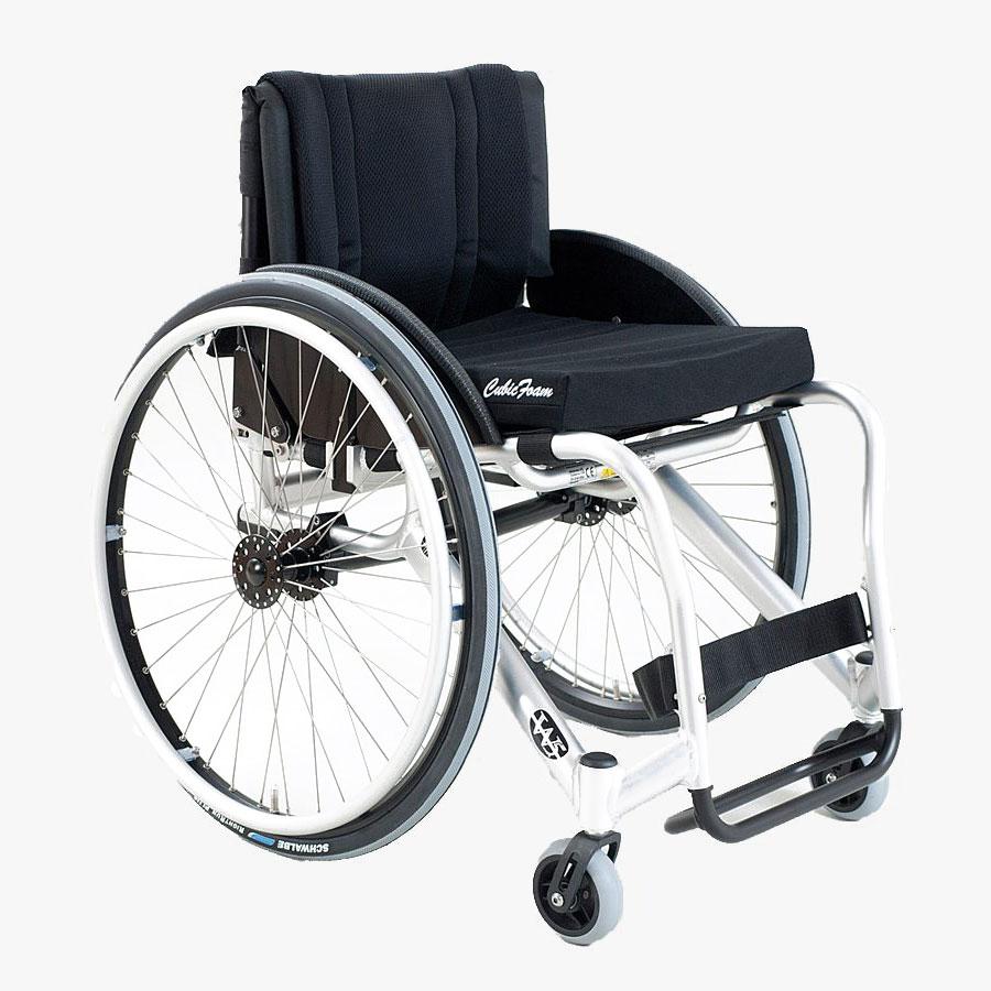 Wolturnus W5 wheelchair
