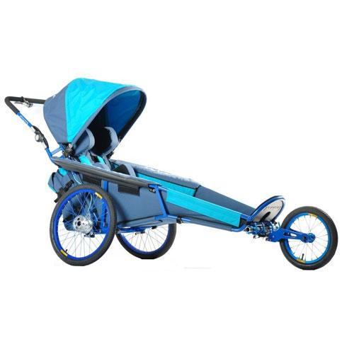 XRover stroller in blue