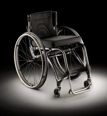 World's lightest wheelchair arrives in Australia.