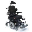 SPEX wheelchair seating on Glide Centro powered wheelchair
