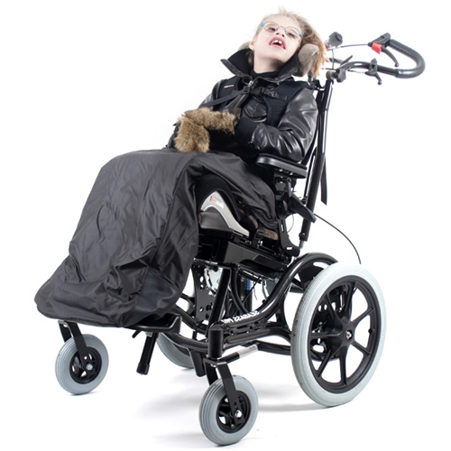 Anatomic SITT Thermo bag for wheelchairs