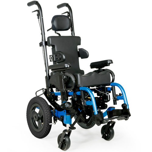 Quickie Iris Wheelchair Motum